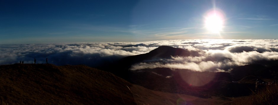 Mt. Pulag Sunrise
